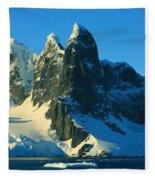 Lemaire Channel Antarctica Fleece Blanket
