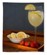 Lemonade Fleece Blanket