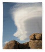 Lenticular Cloud Fleece Blanket