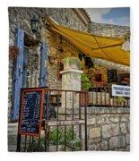 Les Baux De Provence France Dsc01887 Fleece Blanket