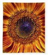 Let The Sun Shine In Fleece Blanket