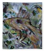 Leviathan Fleece Blanket