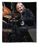 Levon Helm And His All Star Band Fleece Blanket