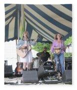 Levon Helm's Dirt Farmer Band Fleece Blanket