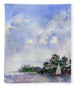 Leeward The Island Fleece Blanket