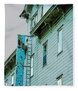 Lexington Hotel Lexington New York Fleece Blanket