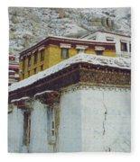 Lhasa Tibet 1 By Jrr Fleece Blanket