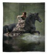 Liberated Fleece Blanket