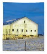 Liberty Barn Fleece Blanket