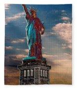 Liberty For All Fleece Blanket