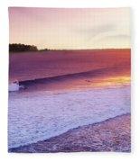 Liberty Surf Fleece Blanket