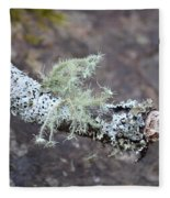 Lichens 2013 Fleece Blanket