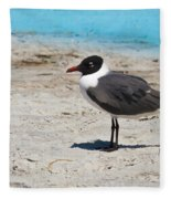 Lido Gull Fleece Blanket