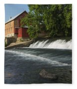 Lidtke Mill 1 A Fleece Blanket