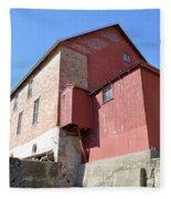 Lidtke Mill 2 Fleece Blanket
