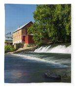 Lidtke Mill 3 Fleece Blanket