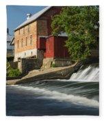 Lidtke Mill 4 Fleece Blanket