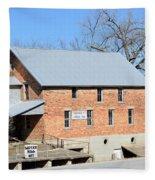 Lidtke Mill Fleece Blanket