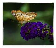 Light Beneath My Wings  Fleece Blanket