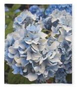 Light Blue Fleece Blanket