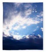 Light IIi Fleece Blanket