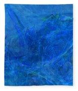Light It Up Blue Fleece Blanket