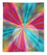 Light Spectrum 1 Fleece Blanket