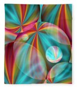 Light Spectrum 2 Fleece Blanket