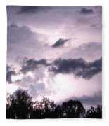 Lightning Fleece Blanket