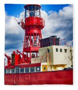 Lightship Lv15 Trinity Fleece Blanket