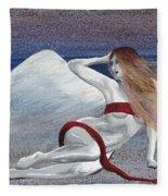 Lilith Fleece Blanket