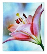 Lily Fleece Blanket