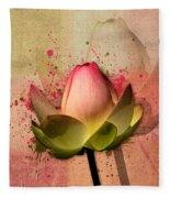 Lily My Lovely - S03d4 Fleece Blanket