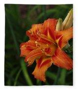 Lily Of Lilies  Fleece Blanket