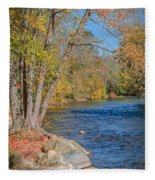 Lime Kiln Park   Fleece Blanket