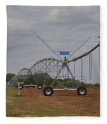 Limestone County Crop Irrigation Fleece Blanket