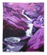 Limpy Creek Fleece Blanket