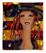Lina Fleece Blanket