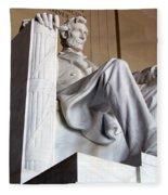 Lincoln II Fleece Blanket