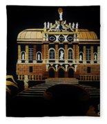 Linderhof Palace Fleece Blanket