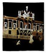 Linderhof Palace_2 Fleece Blanket