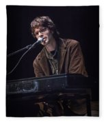 Linford Detweiler Of Over The Rhine Fleece Blanket