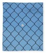 Link To The Moon Fleece Blanket