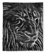 Lion - 2 Fleece Blanket