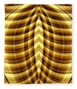 Liquid Gold 1 Fleece Blanket