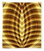 Liquid Gold 3 Fleece Blanket