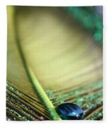 Liquid Reflections Fleece Blanket