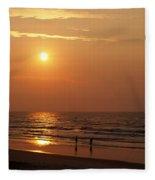 Litchfield Sunrise Fleece Blanket