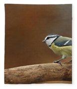Little Birdie Fleece Blanket