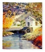 Little Mill Fleece Blanket